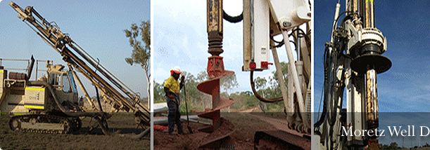 Moretz Well Drilling & Pump Service - We Service and Drill