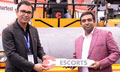 Escorts Construction Equipment unveils India's safest Pick-n-Carry Crane at EXCON 2017